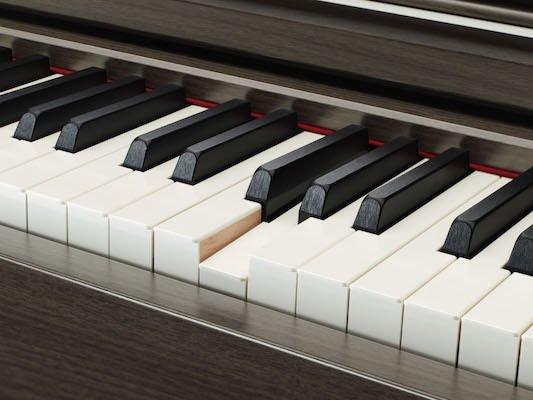 clp-645の鍵盤