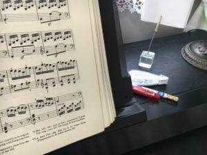 ピアノ教室レッスン