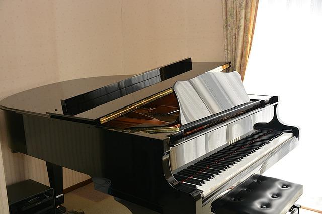 ピアノを子供部屋に置いたイメージ